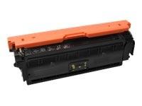 freecolor Gelb - wiederaufbereitet - Tonerpatrone (Alternative zu: HP CF362A, HP 508A)
