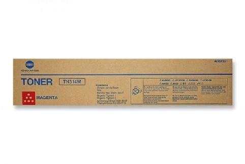 Konica Minolta Minolta TN-314M - Magenta - Original - Tonerpatrone