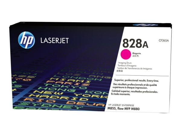HP 828A - Magenta - Trommel-Kit - für Color LaserJet Managed Flow MFP M880