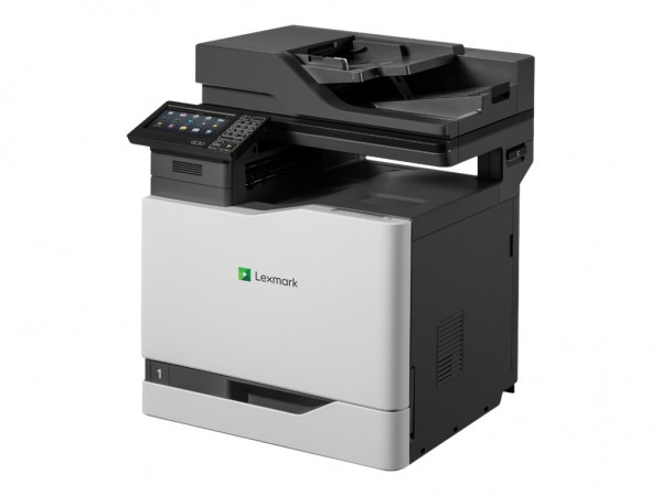 Lexmark CX820de - Multifunktionsdrucker - Farbe - Laser - Legal (216 x 356 mm)/