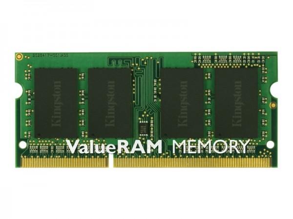 Kingston ValueRAM - DDR3 - 4 GB - SO DIMM 204-PIN